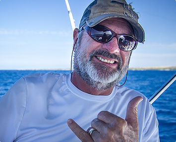 Kona Charter Fishing Captain